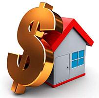 Налог на квартиру в ипотеке не приходит