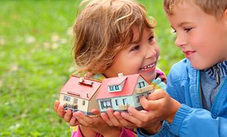 Можно ли оформить квартиру на несовершеннолетнего ребенка
