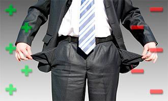 Преимущества и недостатки банкротства физических лиц