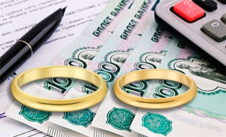 Как разделить долги супругов при разводе