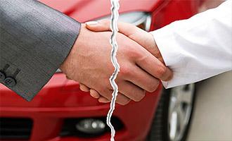 Мудрое решение при неудачной сделке — составление искового заявления о расторжении договора купли-продажи автомобиля