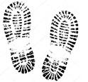 следы от обуви